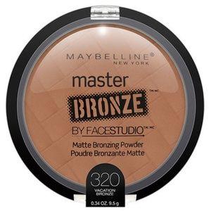 5/$20 Maybelline Master Bronze FACESTUDIO #320